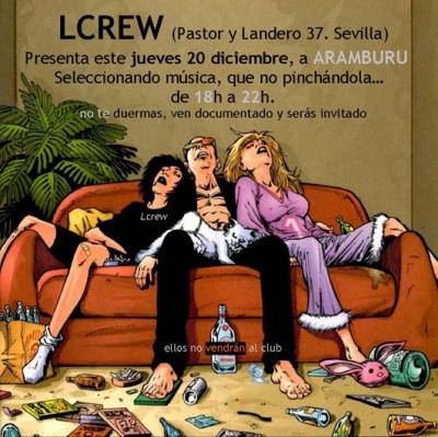 L-Crew Lucky Strike Club