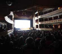 producción audiovisual Sevilla - SEFF. Jefe produccion Javiero Lebrat