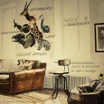 aramburu dj y diseño del cartel por parte de javiero lebrato producciones audio