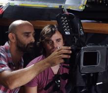 Jefe produccion audiovisual sevilla javiero lebrato aramburu produccion eventos