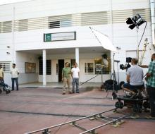 javiero lebrato aramburu jefe produccion regiduria eventos sevilla andalucia