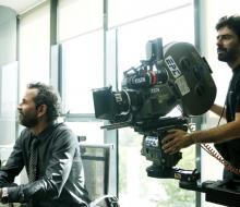 Assistant After production of the film, Javiero Lebrato Aramburu