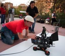 Javiero Lebrato Aramburu producción audiovisual, Sevilla, Andalucía, jefe produc